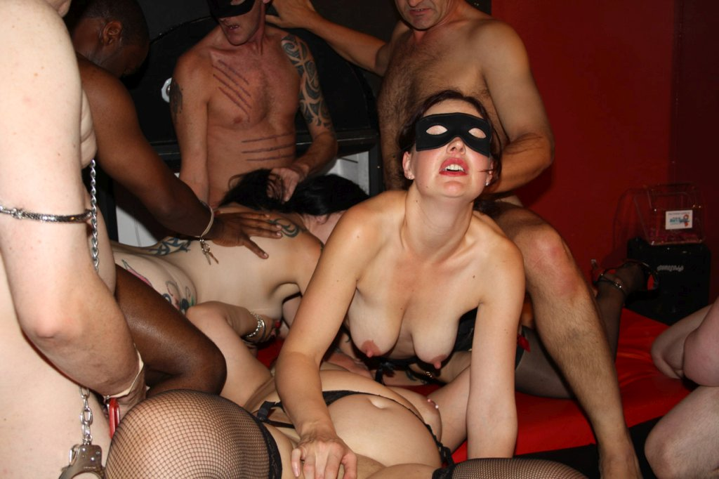 Swingers party hard, asian treat porn
