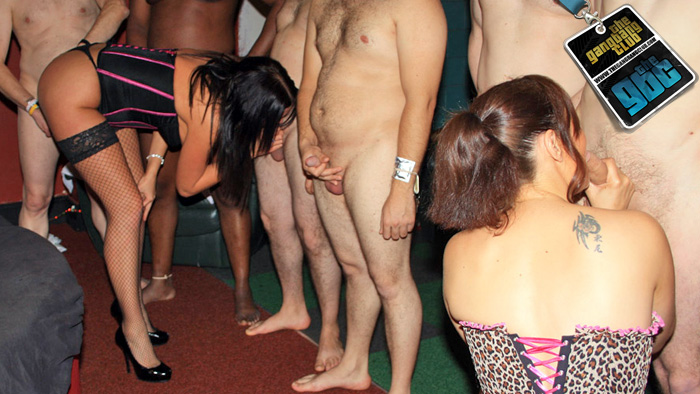 What necessary London sex gang bang parties something is
